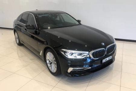 2018 BMW 5 Series G30 Turbo 530i Luxury Line Sedan