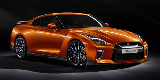 GT-R Iconic meets cutting edge