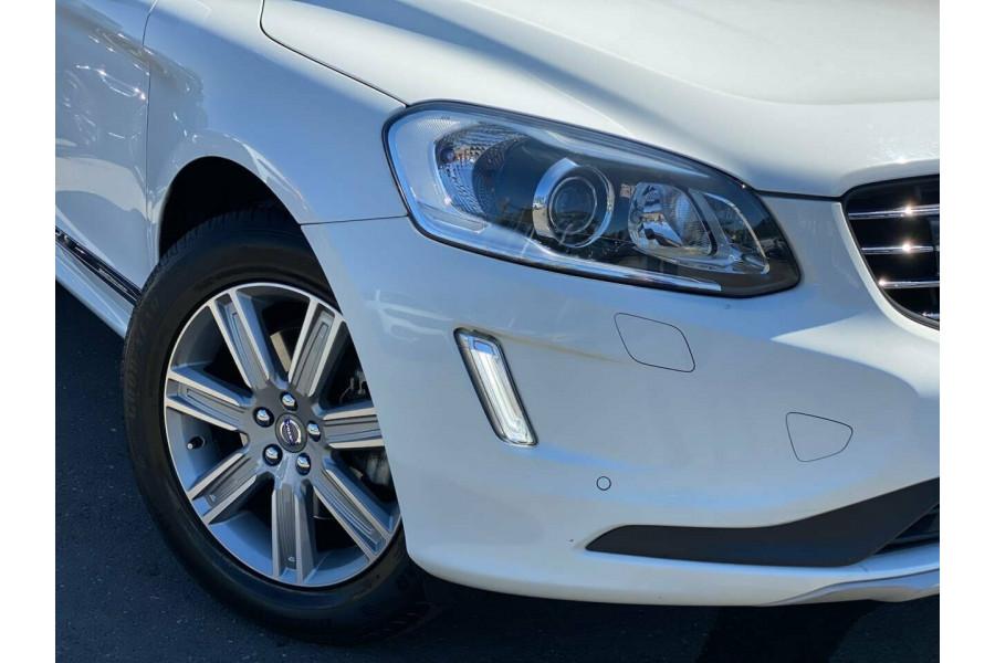 2015 MY16 Volvo XC60 DZ MY16 D4 Geartronic AWD Luxury Suv