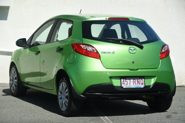 2010 Mazda 2 DE10Y1 Neo Hatchback Image 3