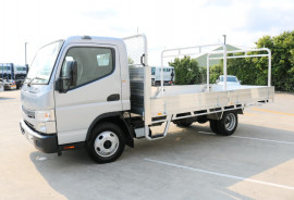2019 Fuso Canter 515 Wide Tradesman Tray FREE SERVICING + INSTANT ASSET WRITE OFF TRADIE TRAY 515 WIDE CAB Tray