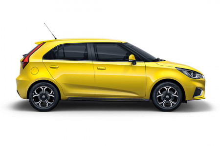 2020 MG MG3 SZP1 Excite Hatchback Image 5