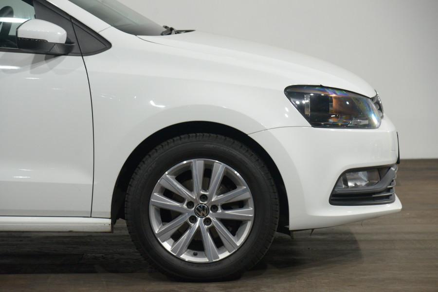 2017 Volkswagen Polo 66 Tsi Trendline