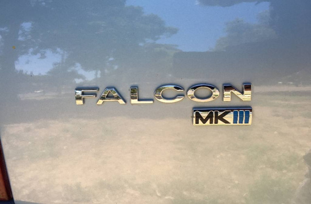 2010 Ford Falcon BF MKIII XT (LPG) Wagon