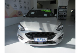 2019 MY19.25 Ford Focus SA 2019.25MY ST-LINE Wagon Image 3