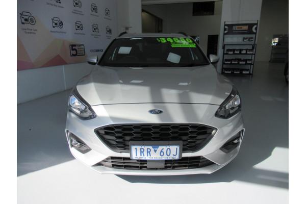 2019 MY19.25 Ford Focus SA 2019.25MY ST-LINE Wagon Image 3