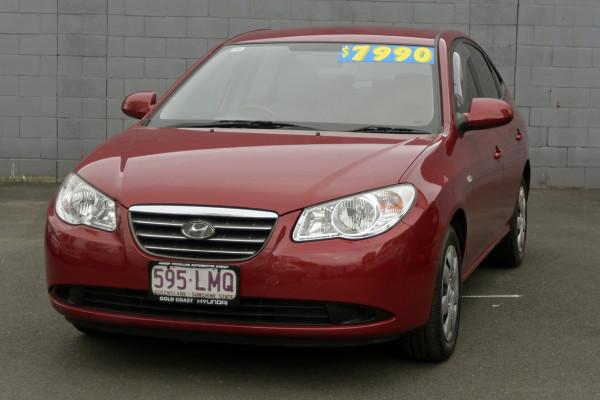 2008 Hyundai Elantra HD SLX Sedan Image 3