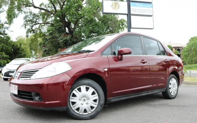 Nissan Tiida ST C11 MY07