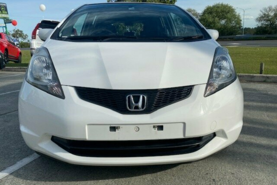 2009 Honda Jazz GE MY09 GLi Hatchback