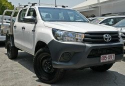 Toyota Hilux Workmate Double Cab GUN125R