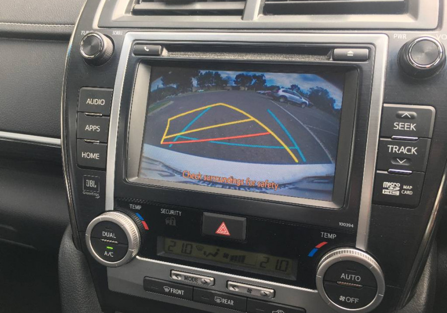 2015 Toyota Camry ASV50R MY15 ATARA SL Sedan