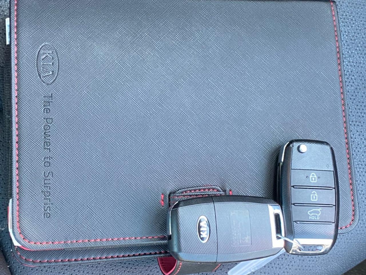 2019 Kia Picanto JA GT Hatchback