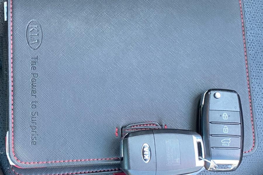 2019 Kia Picanto JA GT Hatchback Image 21