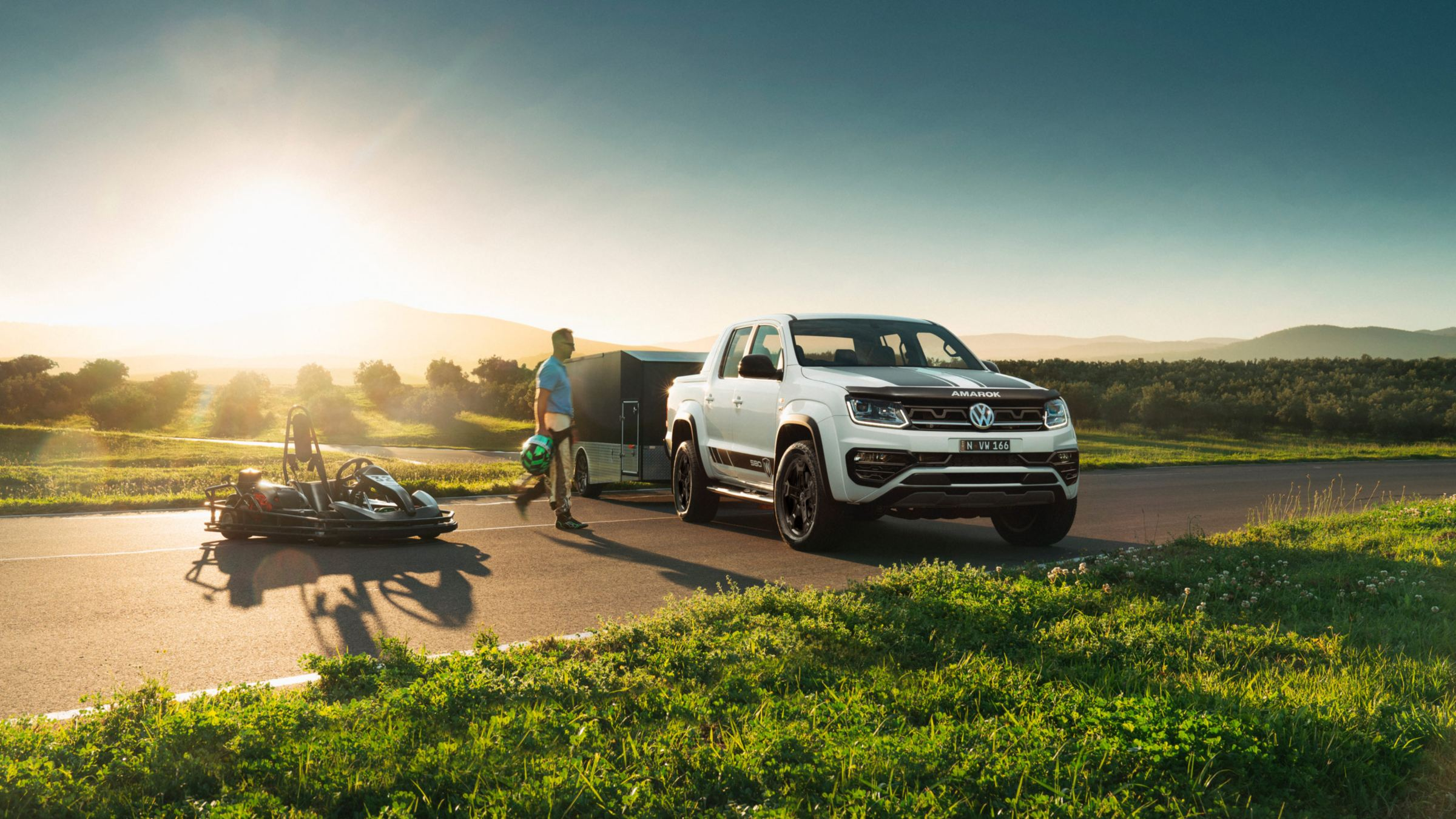 New <strong>Amarok V6 W580</strong> Image