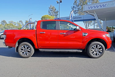 2019 Ford Ranger 2019.00 DOUBLE PU XLT . 3.2L T Utility