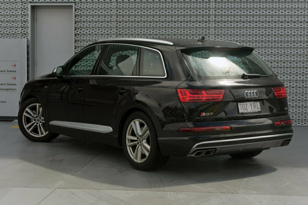 2016 MY17 Audi Sq7 4M MY17 TDI Suv Image 2