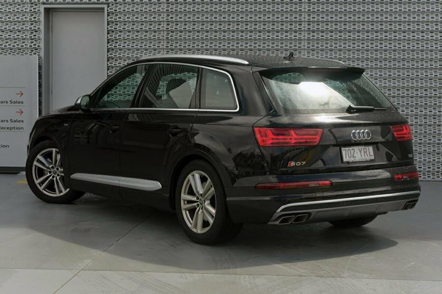 2016 MY17 Audi Sq7 4M MY17 TDI Suv Mobile Image 2