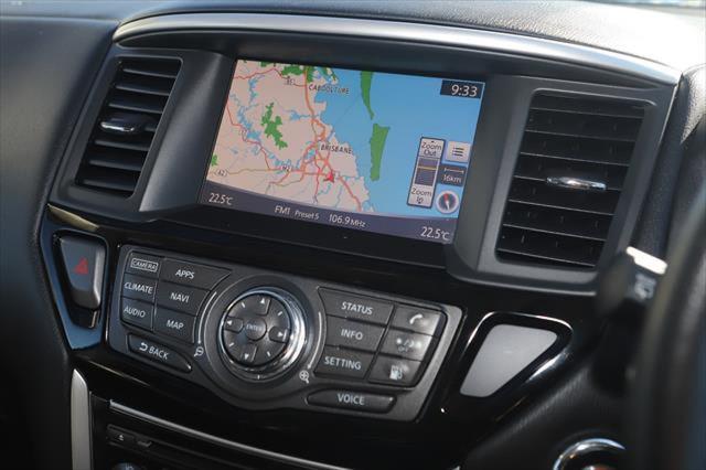 2017 Nissan Pathfinder R52 Series II MY17 ST-L Suv Image 15