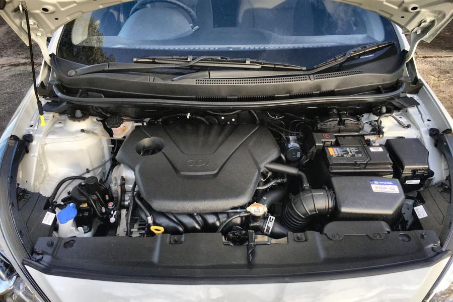 2018 Hyundai Accent RB6 MY18 Sport Hatch
