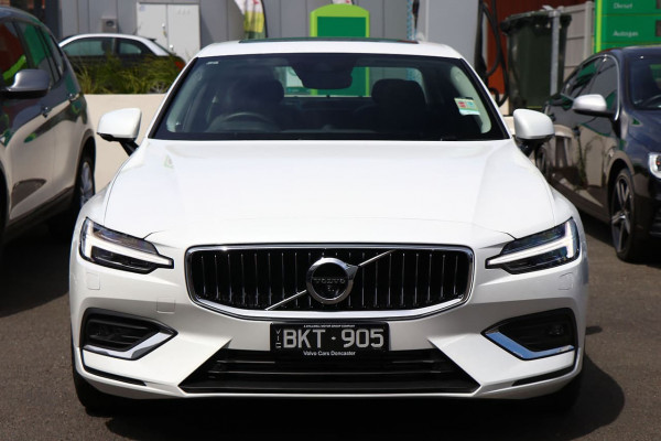2019 Volvo S60 (No Series) MY20 T5 Inscription Sedan Image 2