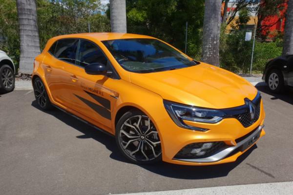Renault Megane R.S. Auto EDC