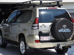 2004 Toyota Landcruiser Prado GRJ120R GXL Suv Image 3