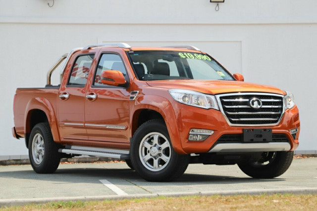 2019 Great Wall Steed Double Cab Petrol