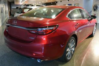 2020 Mazda 6 GL Series Sport Sedan Sedan Image 2