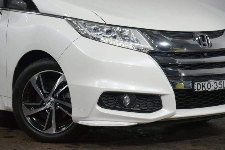 2016 Honda Odyssey Vti-L