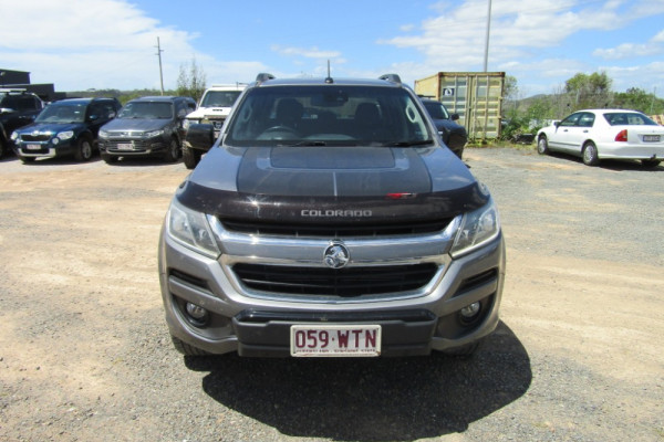 2016 MY17 Holden Colorado RG MY17 Z71 Utility Image 2
