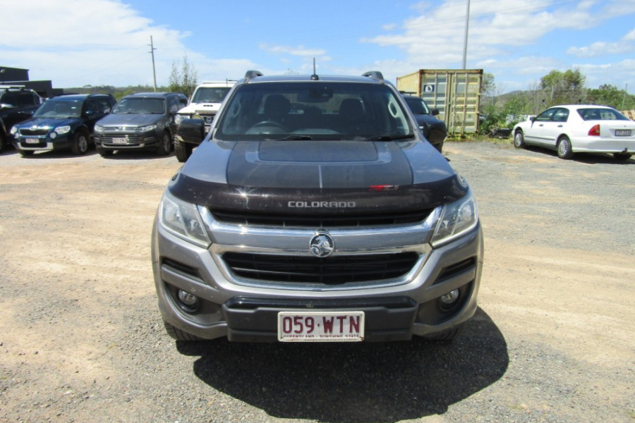 2016 MY17 Holden Colorado RG MY17 Z71 Utility