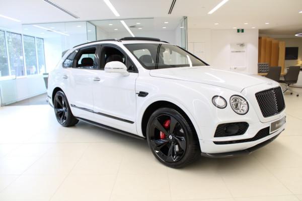 Bentley Bentayga 4V