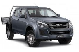 Isuzu UTE D-MAX SX Crew Cab Chassis 4x4 IO
