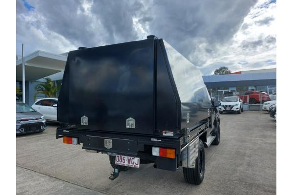 2012 Toyota HiLux KUN26R  SR Utility Image 5