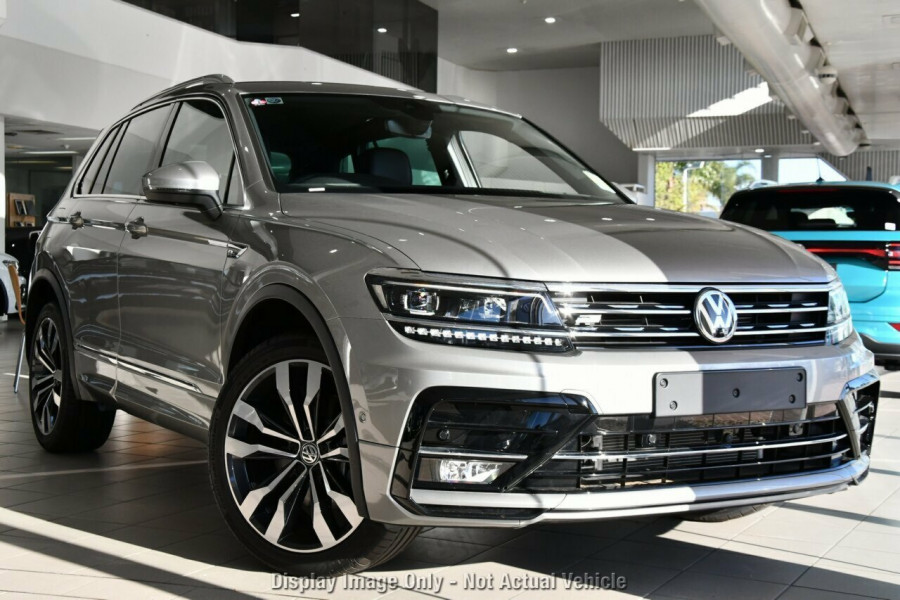 2020 Volkswagen Tiguan 5N 162TSI Highline Suv Image 1