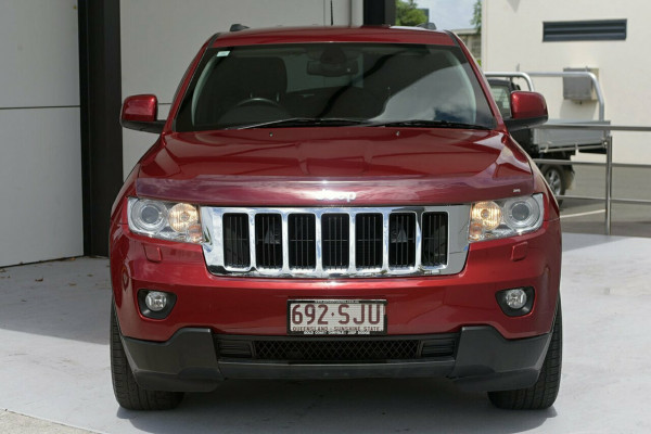 2011 Jeep Grand Cherokee WK MY2011 Laredo Suv
