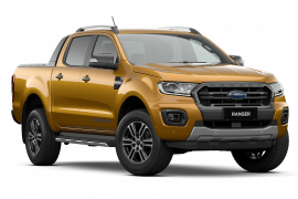 Ford Ranger Wildtrak PX MkIII