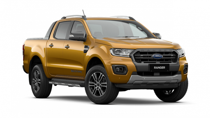 2020 MY21.25 Ford Ranger PX MkIII Wildtrak Utility Image 1