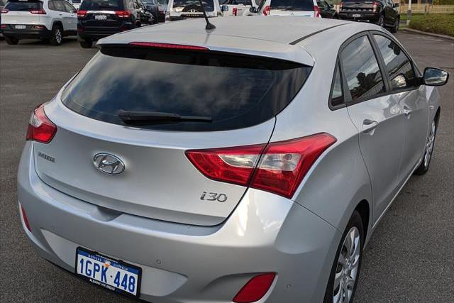 2013 Hyundai I30 GD Active Hatchback