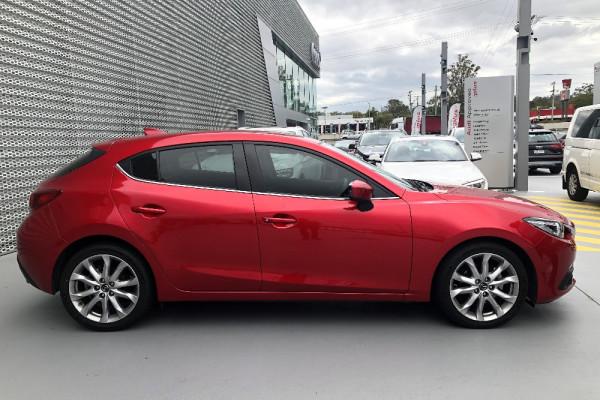 2014 Mazda 3 BM5438 SP25 Hatch Image 3