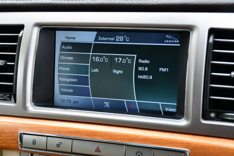 2009 MY10 Jaguar Xf X250 MY10 Luxury Sedan Image 15