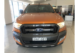 2017 Ford Ranger PX MkII Wildtrak Utility Image 2