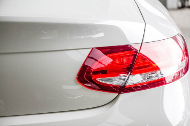 2016 Mercedes-Benz C-Class C205 C300 Coupe