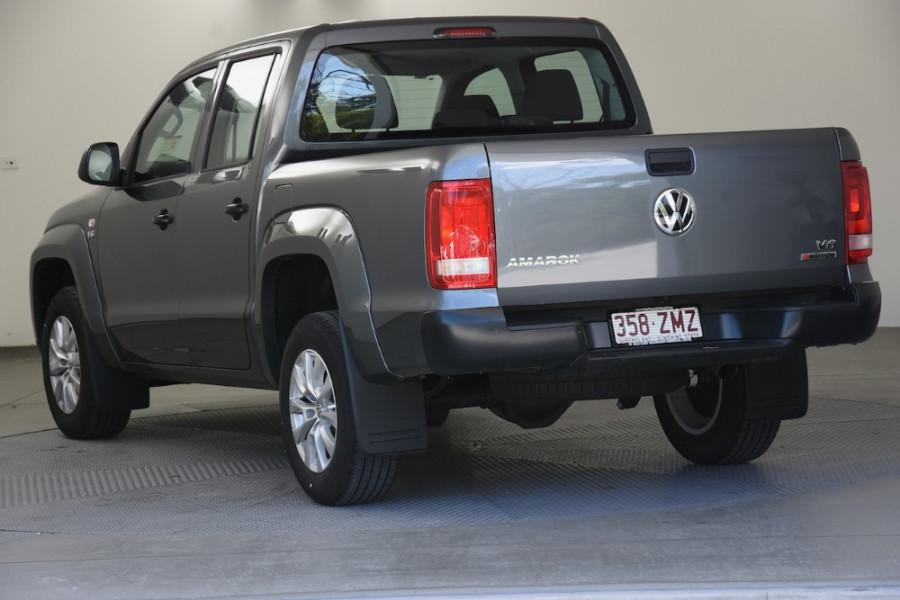 2019 MY20 Volkswagen Amarok 2H TDI550 Core Utility