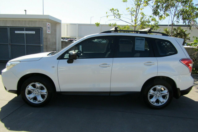 2013 MY14 Subaru Forester S4 MY14 2.5i Lineartronic AWD Suv Image 3