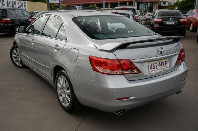 2009 Toyota Aurion GSV40R Touring Sedan Image 4