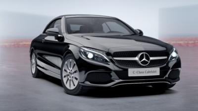 New Mercedes-Benz C-Class Cabriolet