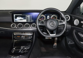 2017 Mercedes-Benz E220 W213 d 9G-TRONIC PLUS Sedan