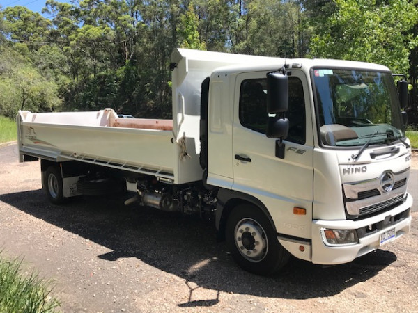 2021 Hino Fe 1426 At Leaf 4890 FE 1426 AT LEAF 4890 - Truck