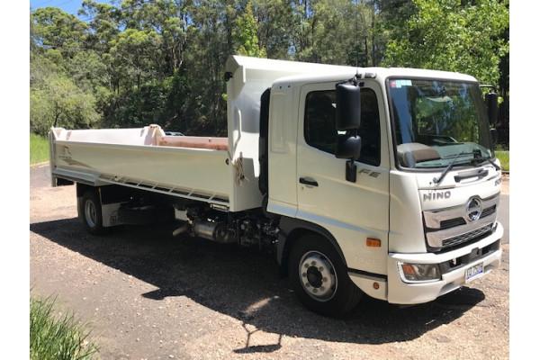 2021 Hino Fe 1426 At Leaf 4890 FE 1426 AT LEAF 4890 - Truck Image 3